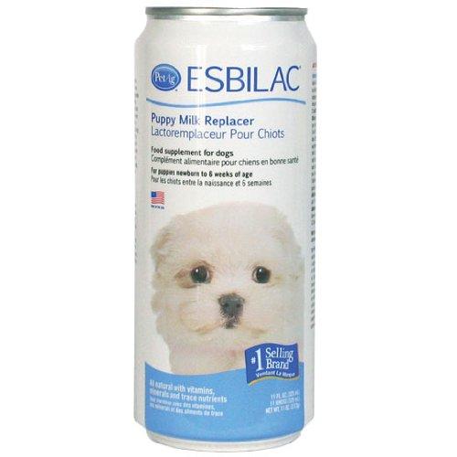 PetAg Esbilac 11oz Liquid Milk Replacer 12 (Esbilac Puppy Formula)