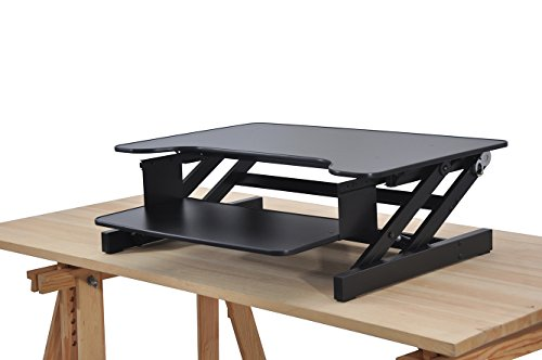 Rocelco Adr Standing Desk Height Adjustable Sit Stand