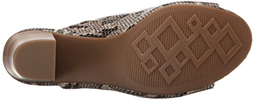 White Mountain mujer datenight Mule Beige-ES-Print