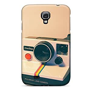 New Old Polaroid Tpu Case Cover, Anti-scratch Jeffrehing Phone Case For Galaxy S4