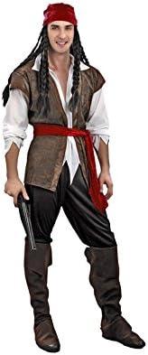 Disfraz de Pirata talla S para chico: Amazon.es: Juguetes y juegos