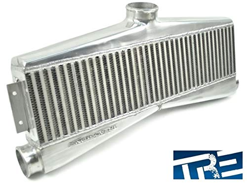 (Treastone Performance TRTTC Intercooler Twin Turbo 968HP 1453 CFM 25