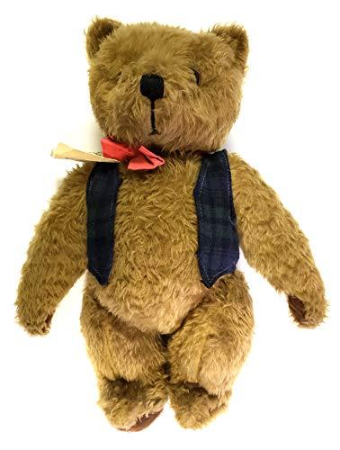 (Character Bear Vintage Antique Teddy Bear )
