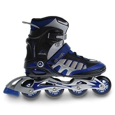 Airwalk Pro Skate Snr Black Blue 6 UK UK  Amazon.co.uk  Shoes   Bags ca661cb2f0d1