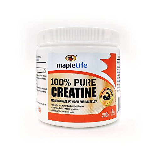 Creatine Monohydrate Powder 200g