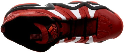 adidas Performance Herren Crazy 8 Basketballschuh Power Rot / Weiß / Aero Red