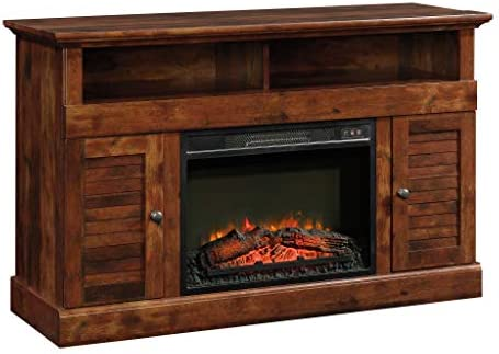 Sauder Harbor View Media Fireplace