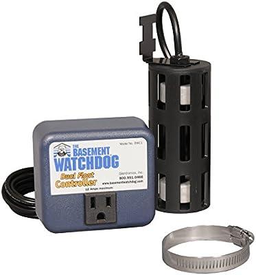Basement Watchdog BWC1 Basement Watchdog Dual Float Sump Pump Switch with Controller - Sump Pump Accessories - Amazon.com  sc 1 st  Amazon.com & Basement Watchdog BWC1 Basement Watchdog Dual Float Sump Pump Switch ...