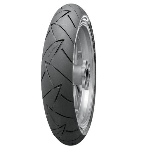 Continental Conti Road Attack 2 Hyper Sport Touring Front Tire - 120/70ZR-17 (120/70-17) 02440540000