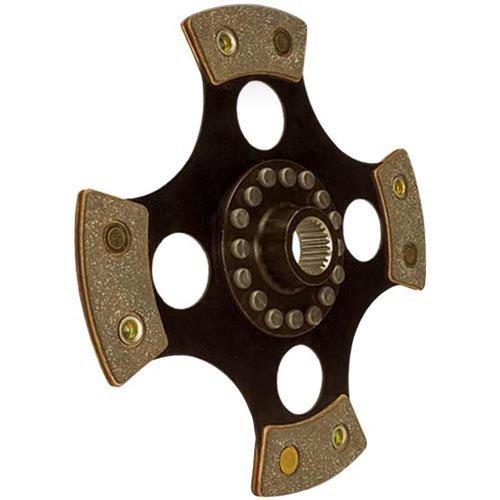 4 Pad Clutch (ACT 4224008 4-Pad Rigid Race Clutch Disc)