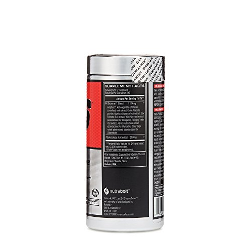 Cellucor, P6 Red, Ergogenic Testosterone Support, 180 Capsules