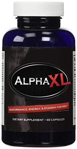 Alpha XL Supplement Clinically Ingredients product image