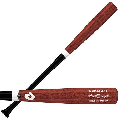 DeMarini D243 Pro Maple Composite Baseball Bat - 2008 Model (32 (Demarini Maple Wood Bat)