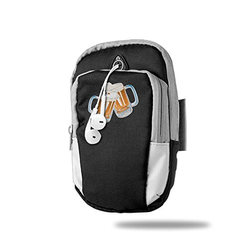 Beer Unisex Outdoor Sports Portable Arms Package Armband Cell Phone Bag