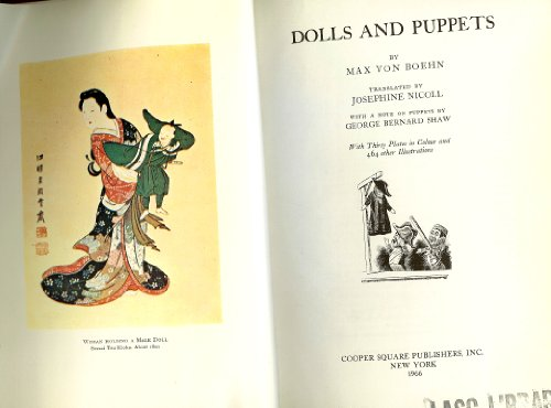 Dolls and Puppets