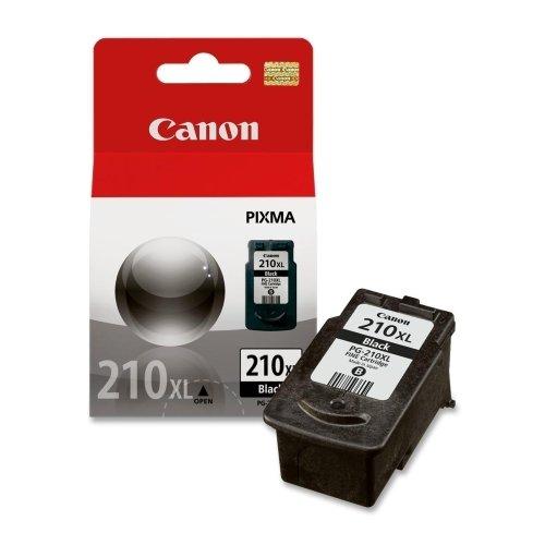 Canon PG-210XL High Capacity Black Ink Cartridge (Genuine Oem Black Ink)