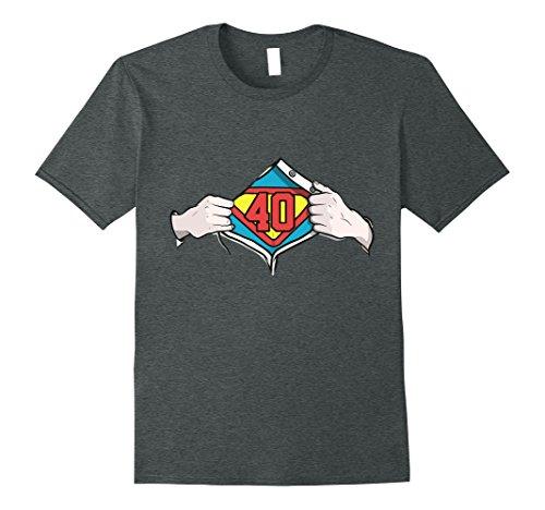40th Birthday Shirts - 2