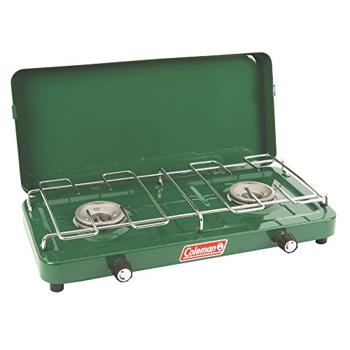 Coleman 2-Burner Propane Camp Stove Coleman Camp Cooker