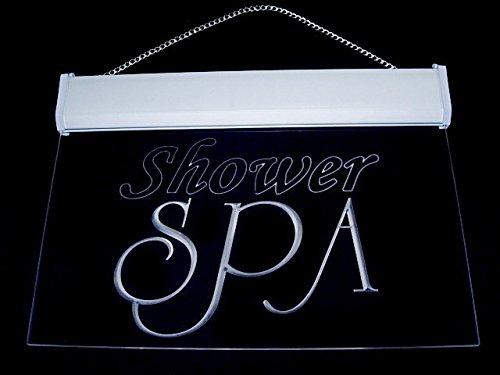 Shower Spa Led Light Sign