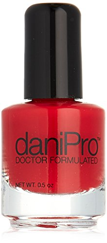 Alde Associates G12 Nail Polish Danipro Anti-Fungal Red First Kiss