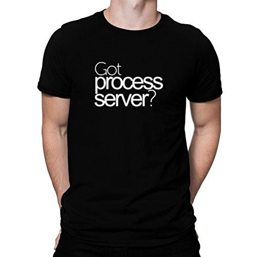 事反毒ウィンクGot Process Server? Tシャツ
