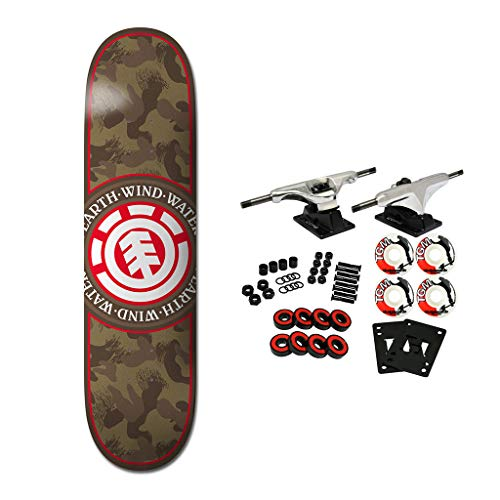 Seal Element (Element Skateboards Complete Expedition Seal 8.1