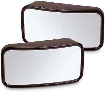 Ideas In Motion BSM-12//2279 Blind Spot Mirror, Pack of 2