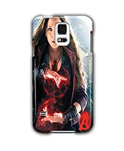 Tomhousomick Custom Design The Avengers Spider-Man Captain America The Hulk Thor Ant-Man Black Widow Iron Man Case Cover for Samsung Galaxy S5 I9600 2015 Hot Fashion Style