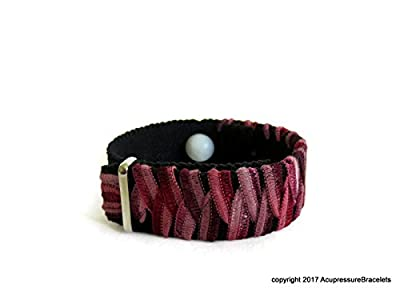 Anxiety Relief Bracelet for Stress, Nervousness, Palpitations, Tension Headaches (one bracelet)