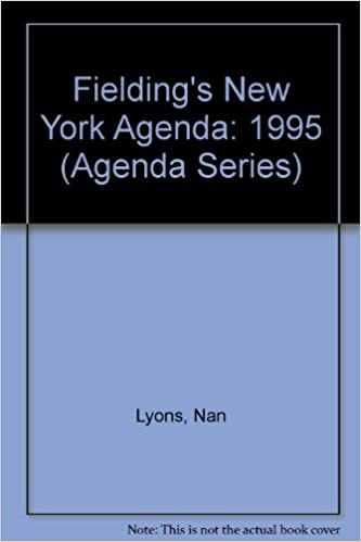 Fieldings New York Agenda: All You Need to Know to