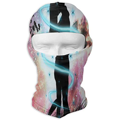 Balaclava Mannequins And Magical Girlfriends Full Face Masks UV Protection Ski Cap Womens Headwear for Mountaineering (Driver Headcover Dragon)