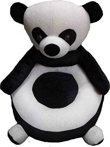 97058d73f4cc Shah Brothers Enterprises Toys Cute Panda Shape High Quality Soft Toy  Chair|seat for Baby