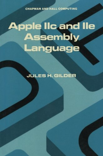 Apple IIc and IIe Assembly Language (Tertiary Level Biology)
