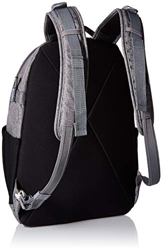 41%2BQOGBEK2L - Travelon Anti-Theft Urban Backpack, Slate