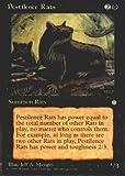 Magic: the Gathering - Pestilence Rats - Ice Age