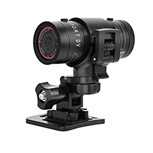 41%2BQPBZDiFL. SS300 Mini Videocamera Sportiva,Full HD 1080P DV Portatile Telecamera, 120°Obiettivo Grandangolare,USB 2.0 Interfaccia,Supporta la Scheda TF ad Alta Capacità,Impermeabile Camera per Bici da Auto Sportiva