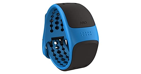 Amazon.com: Mio velo Ciclismo Heart Rate Muñequera – Azul ...