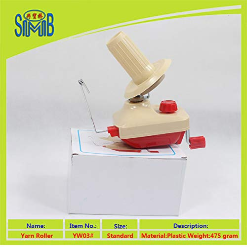 Dalab Trade Assurance, Online Sell Knitting Tools Wool Winder of Bobbin Winder and Yarn Winder for Hand Knitting - (Color: 1)