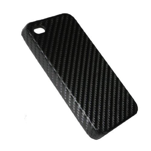 iPhone 4 / Cas 4S: Mesh Style Design peau durant Housse de protection pour Apple iPhone 4 / 4S - noir