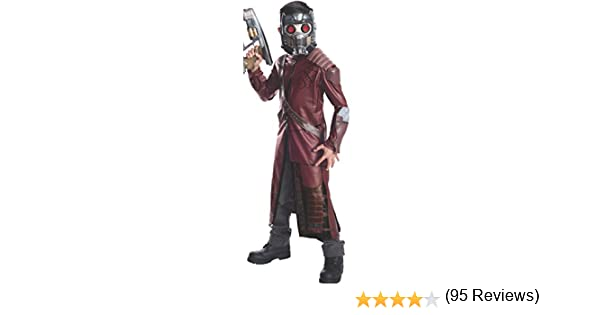 MARVEL ~ Star-Lord Deluxe (Guardians of the Galaxy) - Kids Costume ...