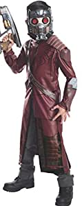 Rubie's Guardians of The Galaxy Deluxe Star-Lord Costume, Child Small
