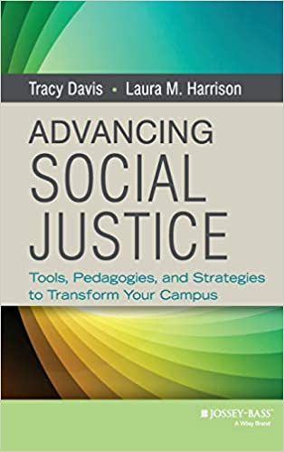 advancing social justice davis tracy harrison laura m