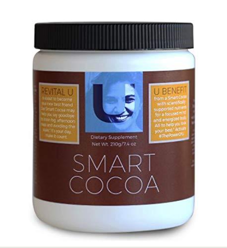 RevitalU Smart Cocoa Powder Tub (30 Servings)