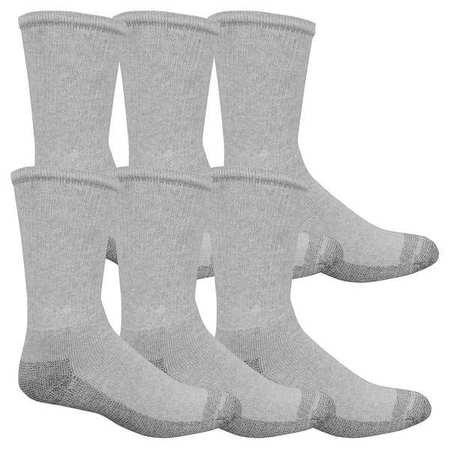 crew-sock-mens-10-13-gray-pk6