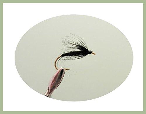 varios tama/ños y tipos 36/por magn/ético Slimline Boxed Set H/úmedo trucha pesca moscas