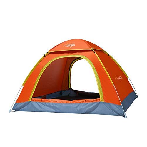 乳ハンドブックしかしながらDALL テント テント インスタント 抗UV 防水 アウトドア キャンプ 単層 ポータブル ビーチ (色 : Green)