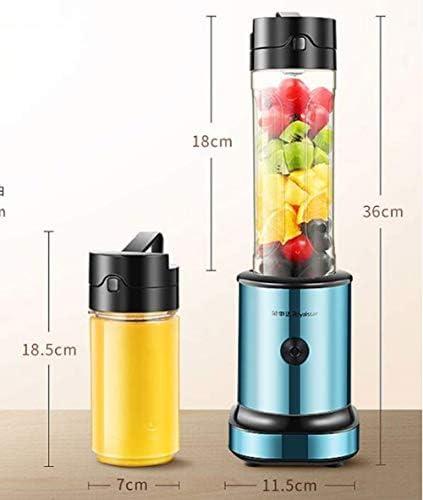 BHGKPP Juicer automático de la Fruta y verdura de la Taza del Jugo de la Taza del Jugo eléctrico del hogar portátil