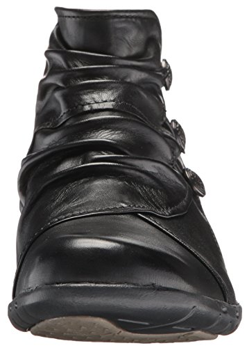 Rockport - Chaussures Ch Bootfield pour femmes Black Lthr za98N