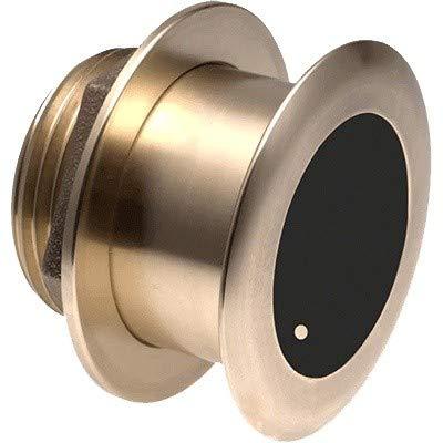 (Raymarine B175h-W 20 Degree Bronze Thru-Hull Tilted Element Transducer - 1kw)