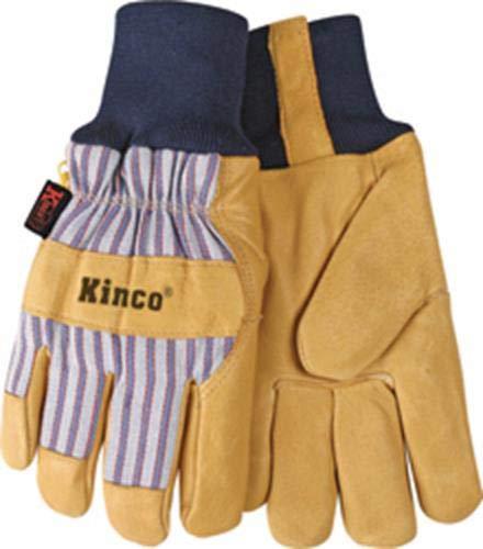 Lined Grain Pigskin Glove LG 72